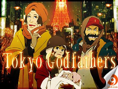 [Cinéma] Les derniers trucs que vous avez vus - Page 6 Tokyo-godfathers